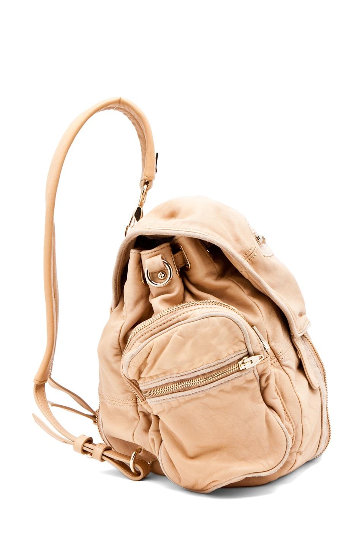 Image 3 of Alexander Wang Marti Backpack in Toffee