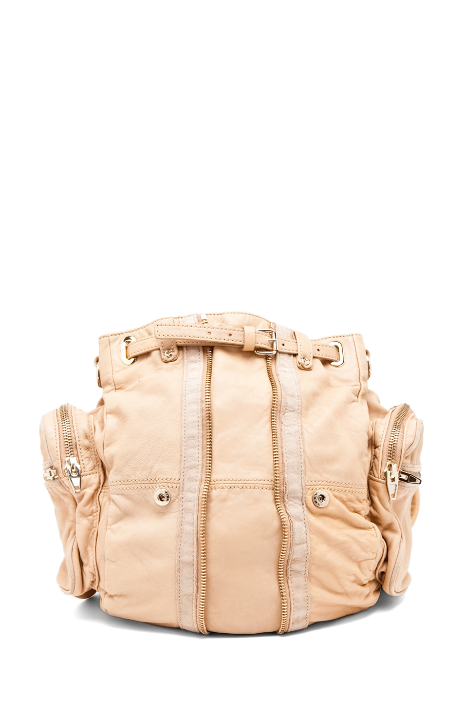 Image 4 of Alexander Wang Marti Backpack in Toffee