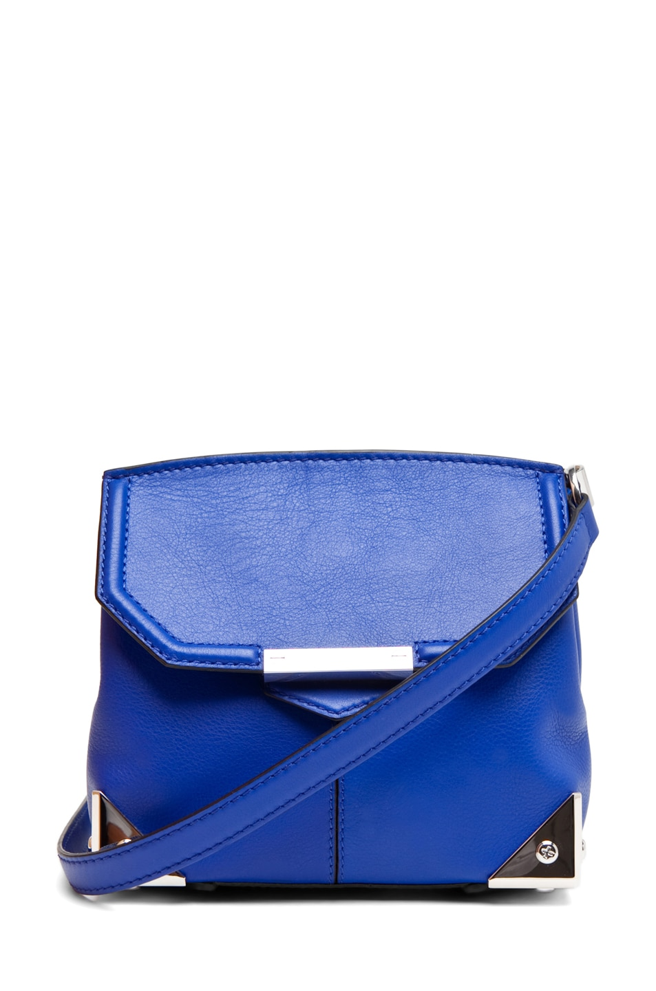 Image 1 of Alexander Wang Marion Sling in Azure