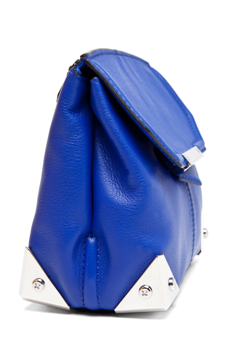 Image 3 of Alexander Wang Marion Sling in Azure