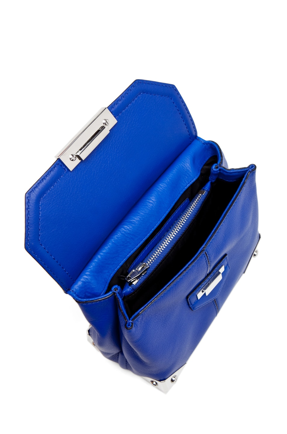 Image 4 of Alexander Wang Marion Sling in Azure