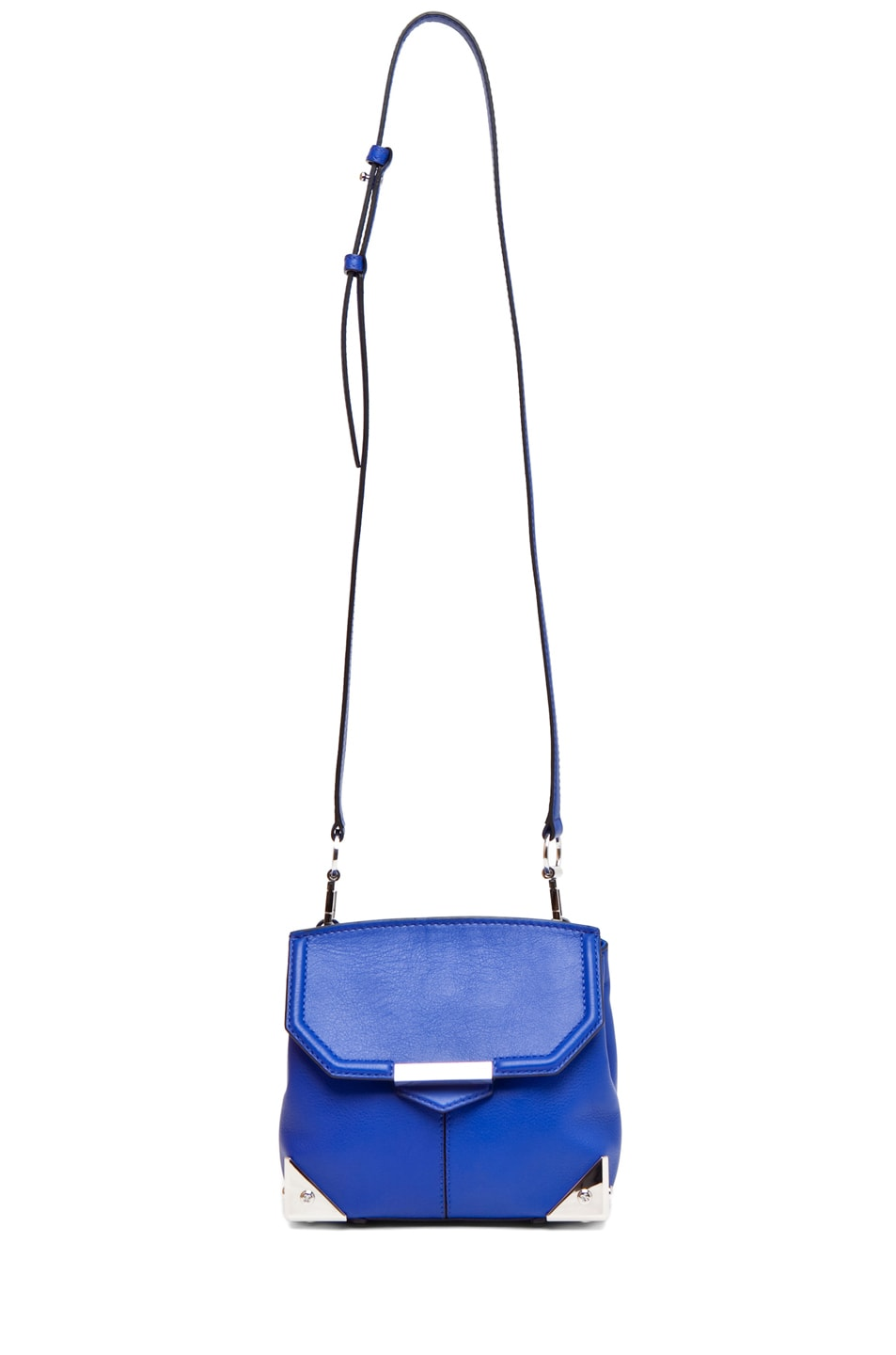 Image 5 of Alexander Wang Marion Sling in Azure