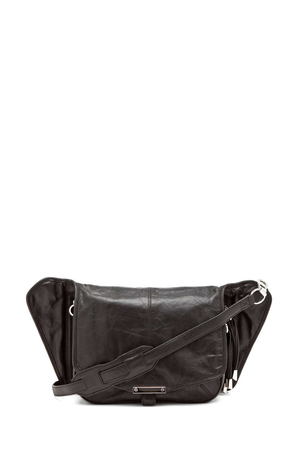 Image 2 of Alexander Wang Iris Cross Body in Black