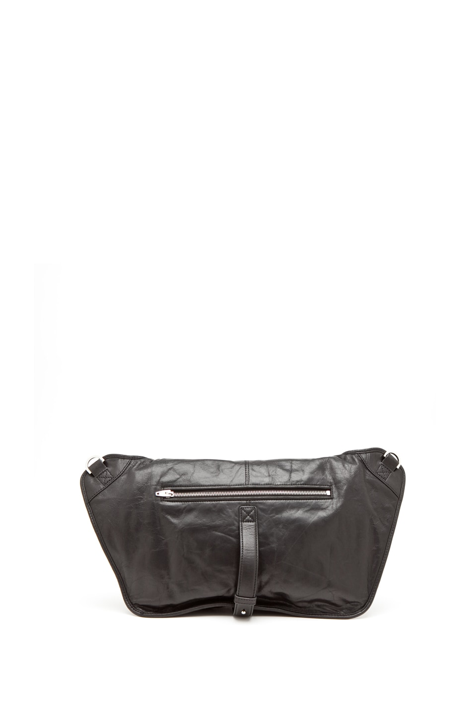 Image 3 of Alexander Wang Iris Cross Body in Black