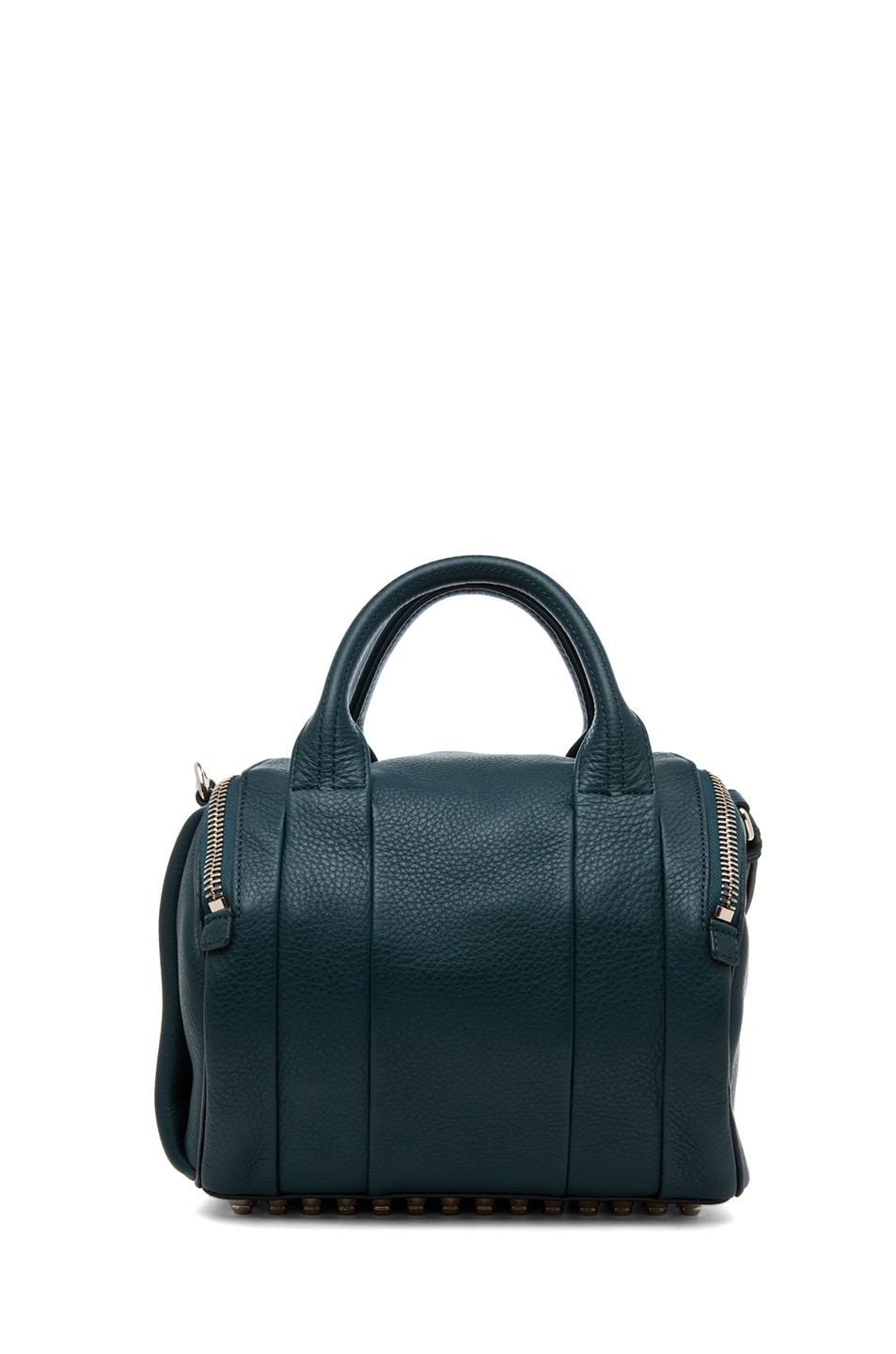 Image 2 of Alexander Wang Rockie Satchel in Dark Argon