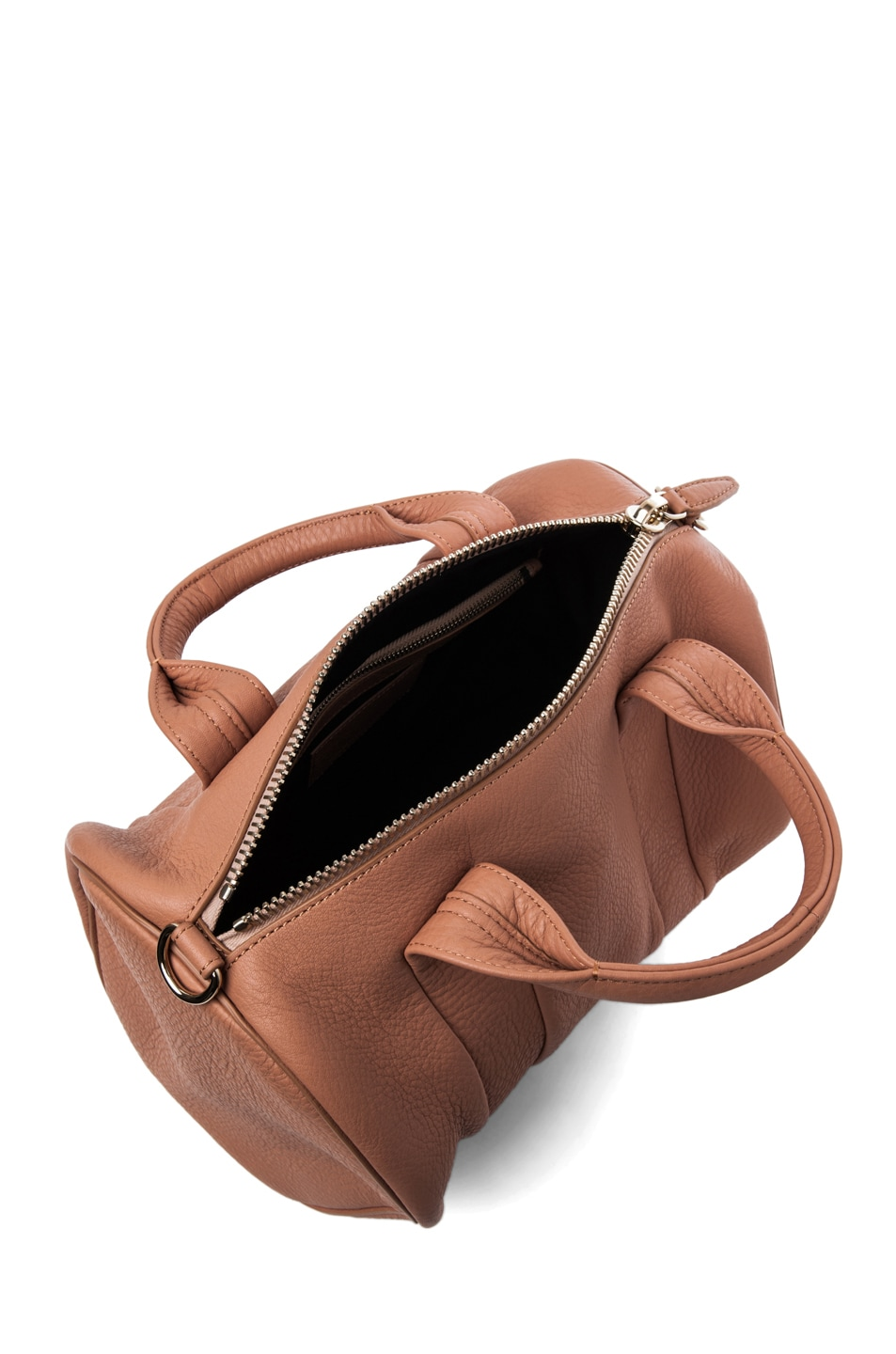 Image 5 of Alexander Wang Rocco Soft Pebble Leather Bag in Tan