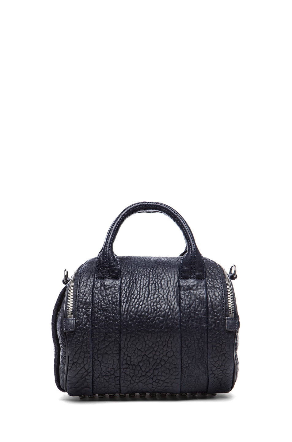 Image 2 of Alexander Wang Rockie Pebble Bag with Rhodium in Ink