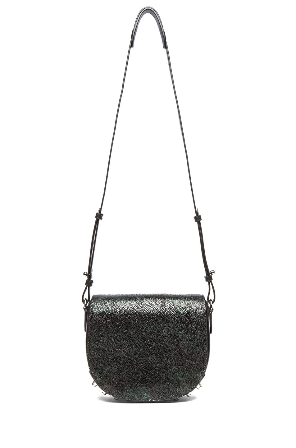 Image 5 of Alexander Wang Small Lia in Abalone Stingray