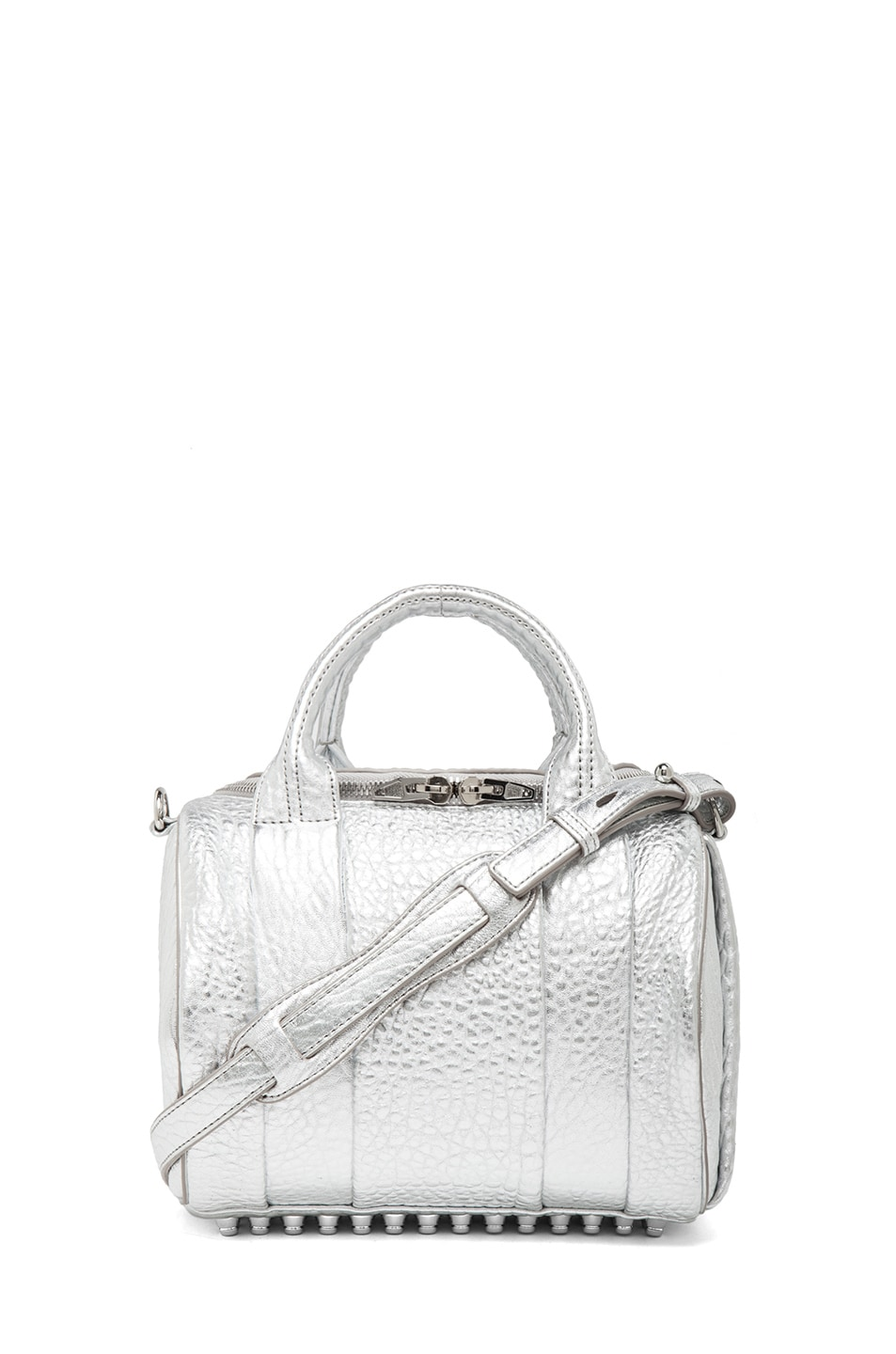 Image 1 of Alexander Wang Rockie Handbag in Rhodium