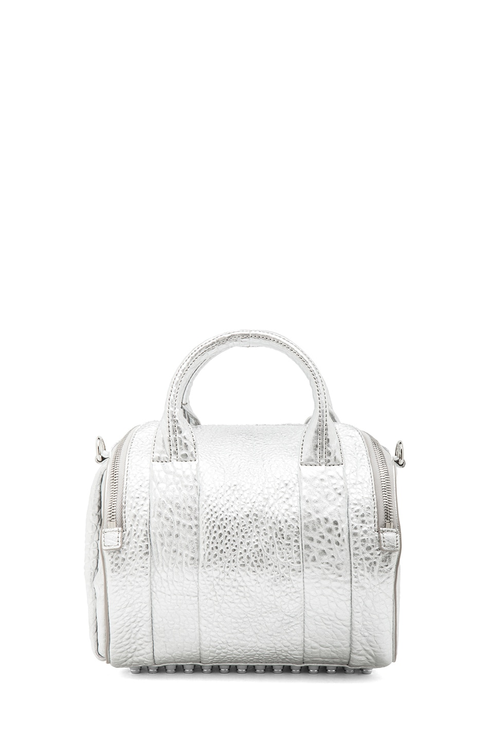 Image 2 of Alexander Wang Rockie Handbag in Rhodium