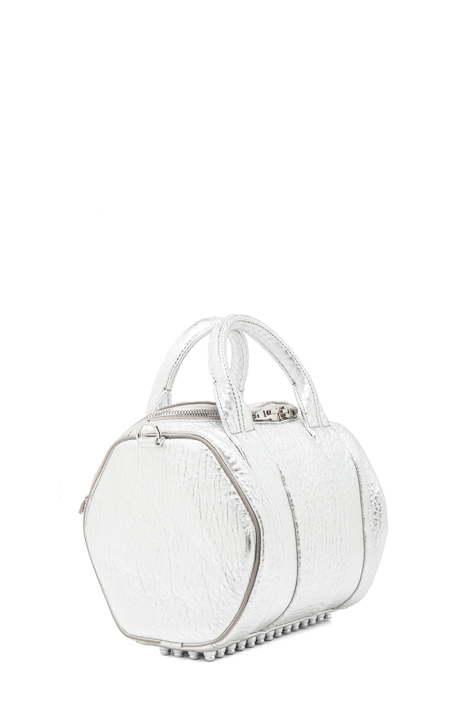 Image 3 of Alexander Wang Rockie Handbag in Rhodium