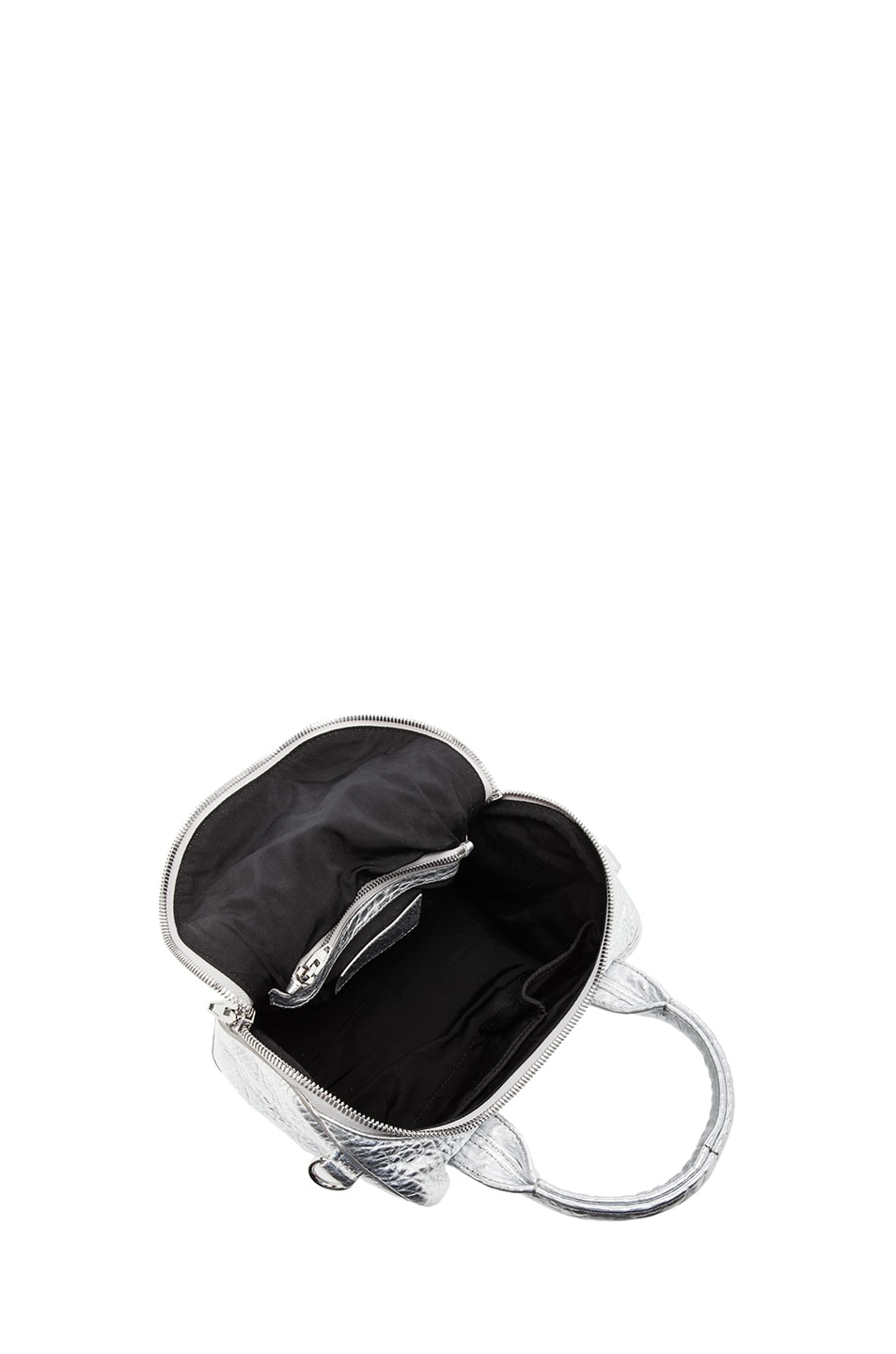 Image 4 of Alexander Wang Rockie Handbag in Rhodium