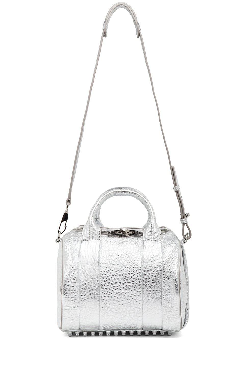 Image 5 of Alexander Wang Rockie Handbag in Rhodium