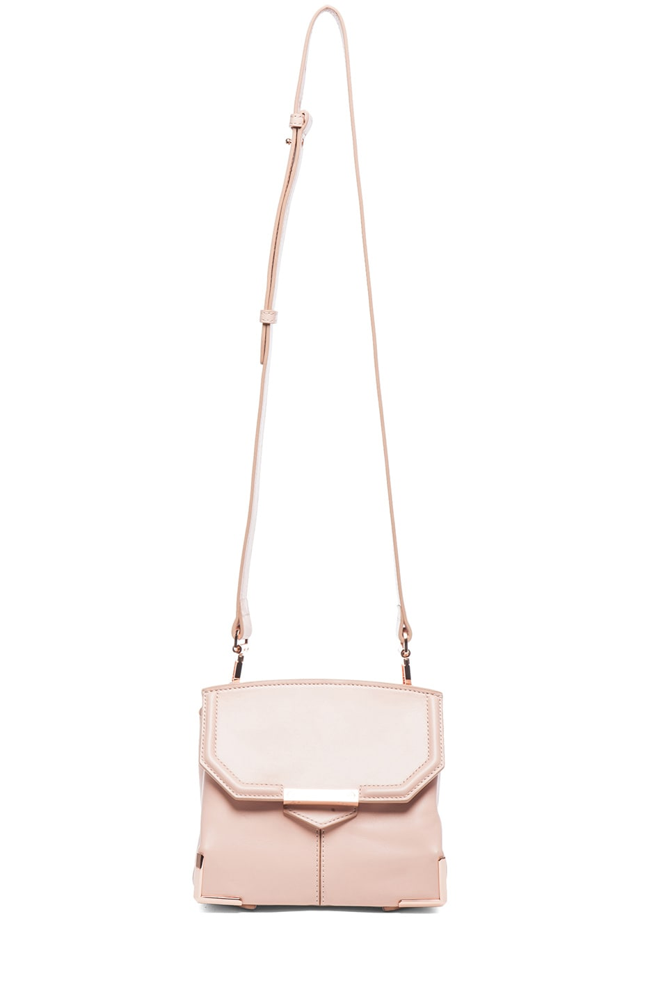 Image 5 of Alexander Wang Marion Handbag in Rose
