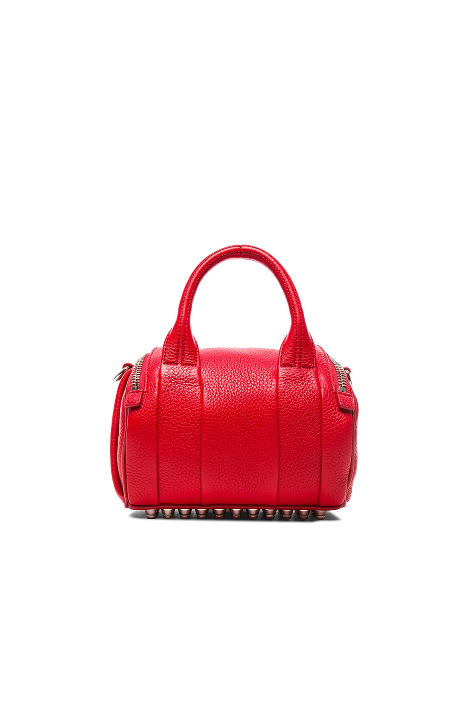 Image 3 of Alexander Wang Mini Rockie Bag with Silver Hardware in Cult