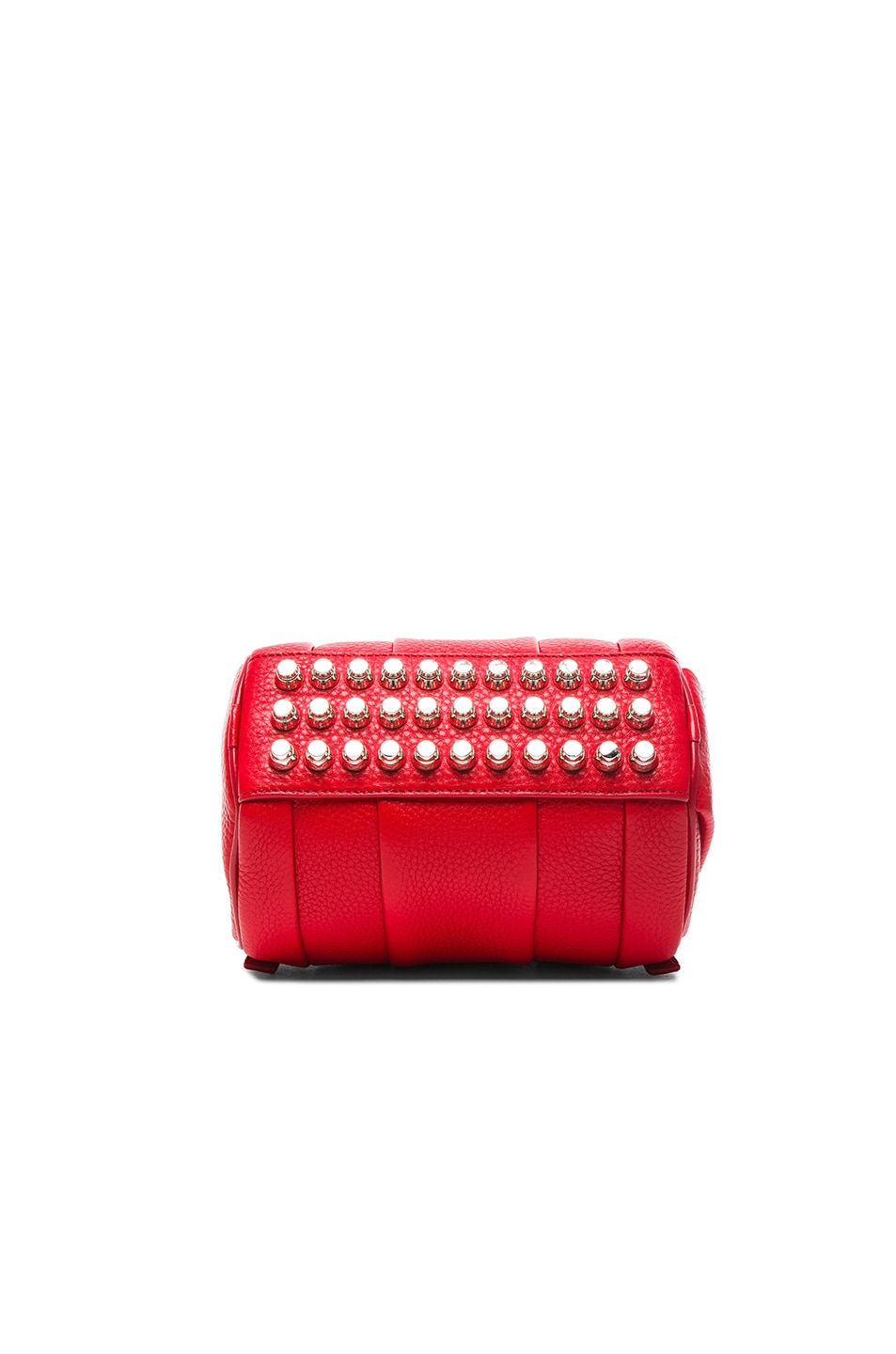 Image 7 of Alexander Wang Mini Rockie Bag with Silver Hardware in Cult