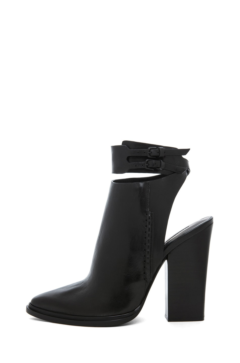Image 1 of Alexander Wang Dasha Bootie in Black