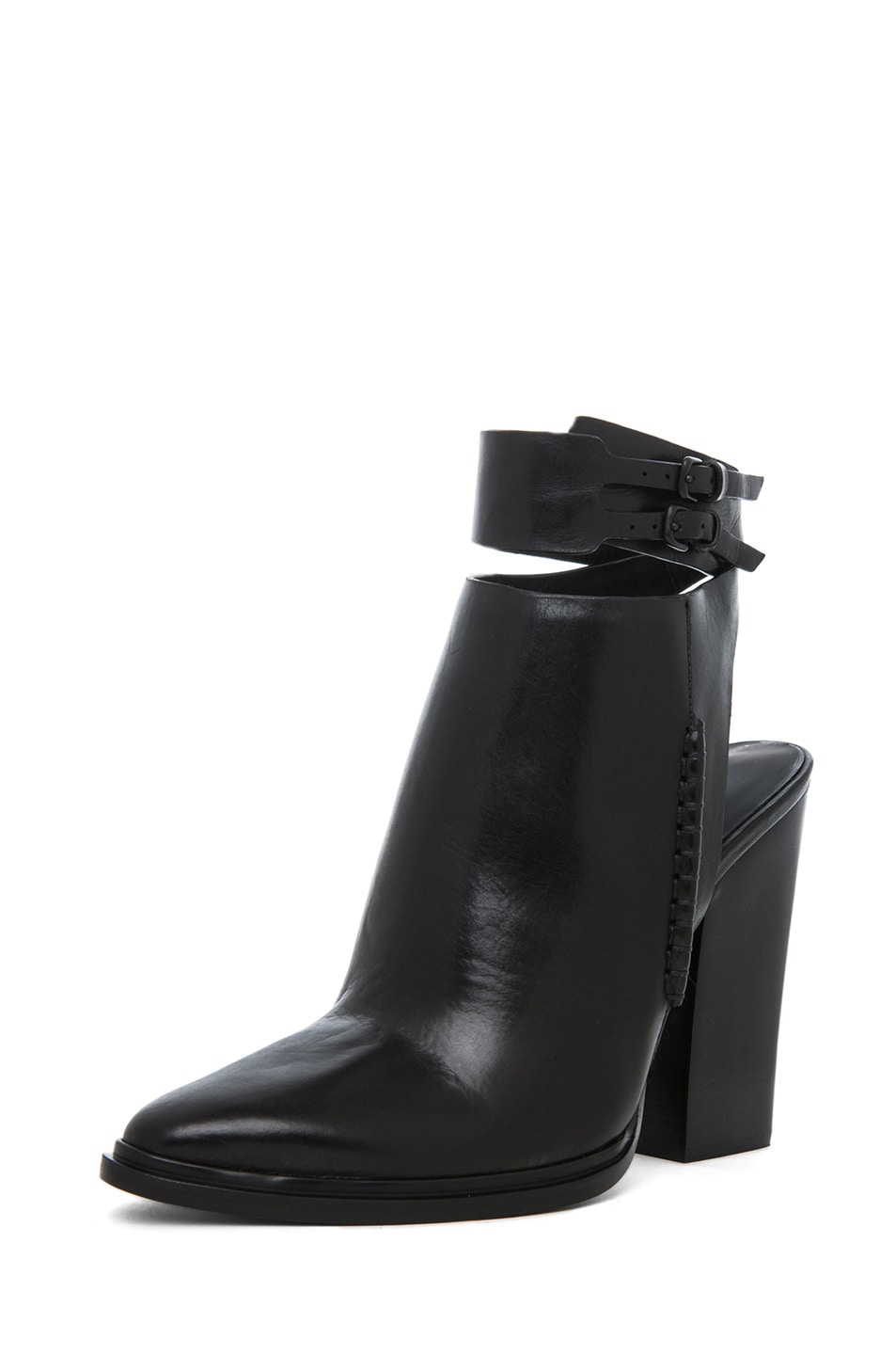 Image 2 of Alexander Wang Dasha Bootie in Black