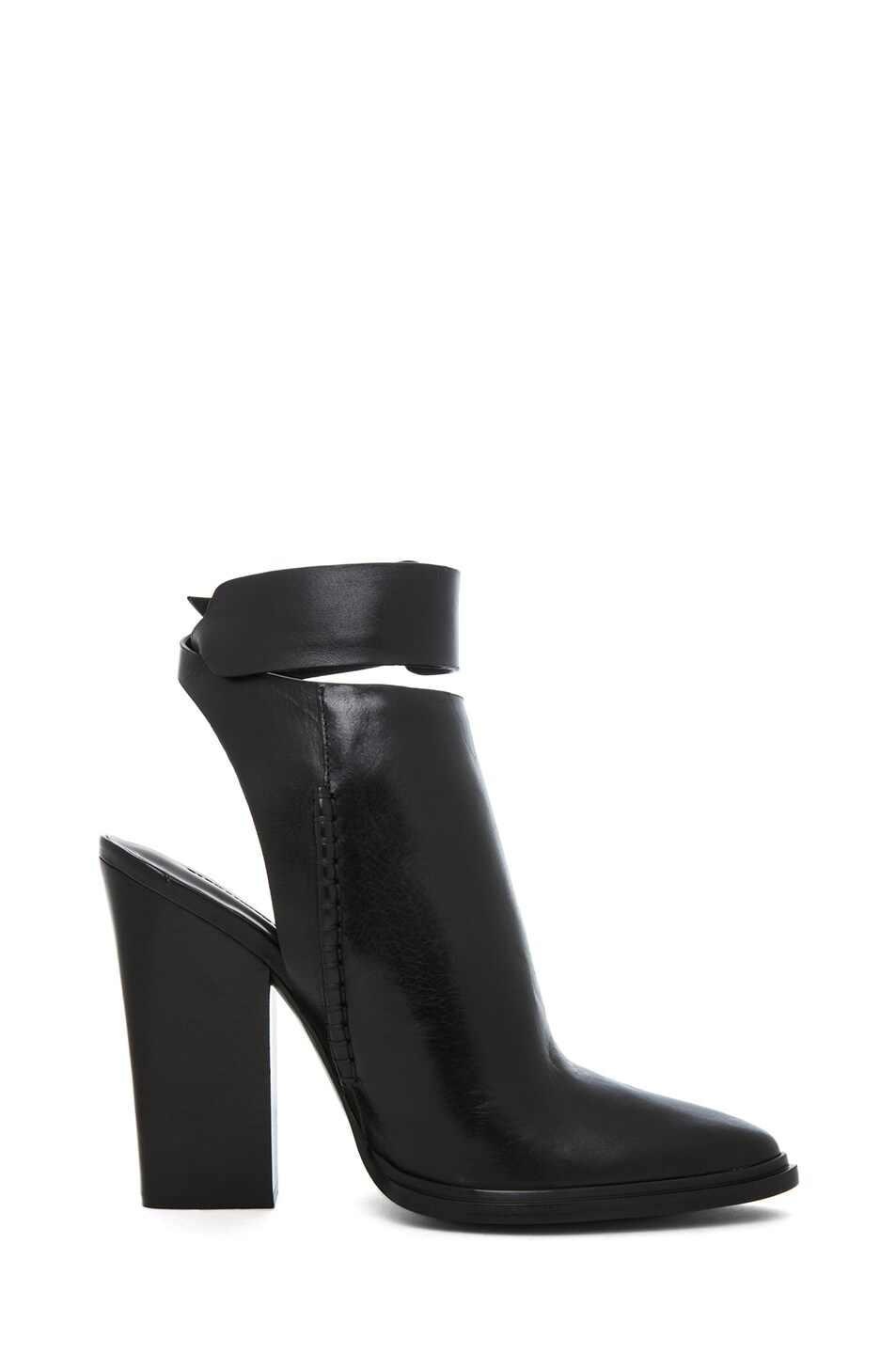 Image 5 of Alexander Wang Dasha Bootie in Black