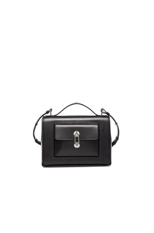 Image 1 of Balenciaga Maillon Flap Shoulder Bag in Black