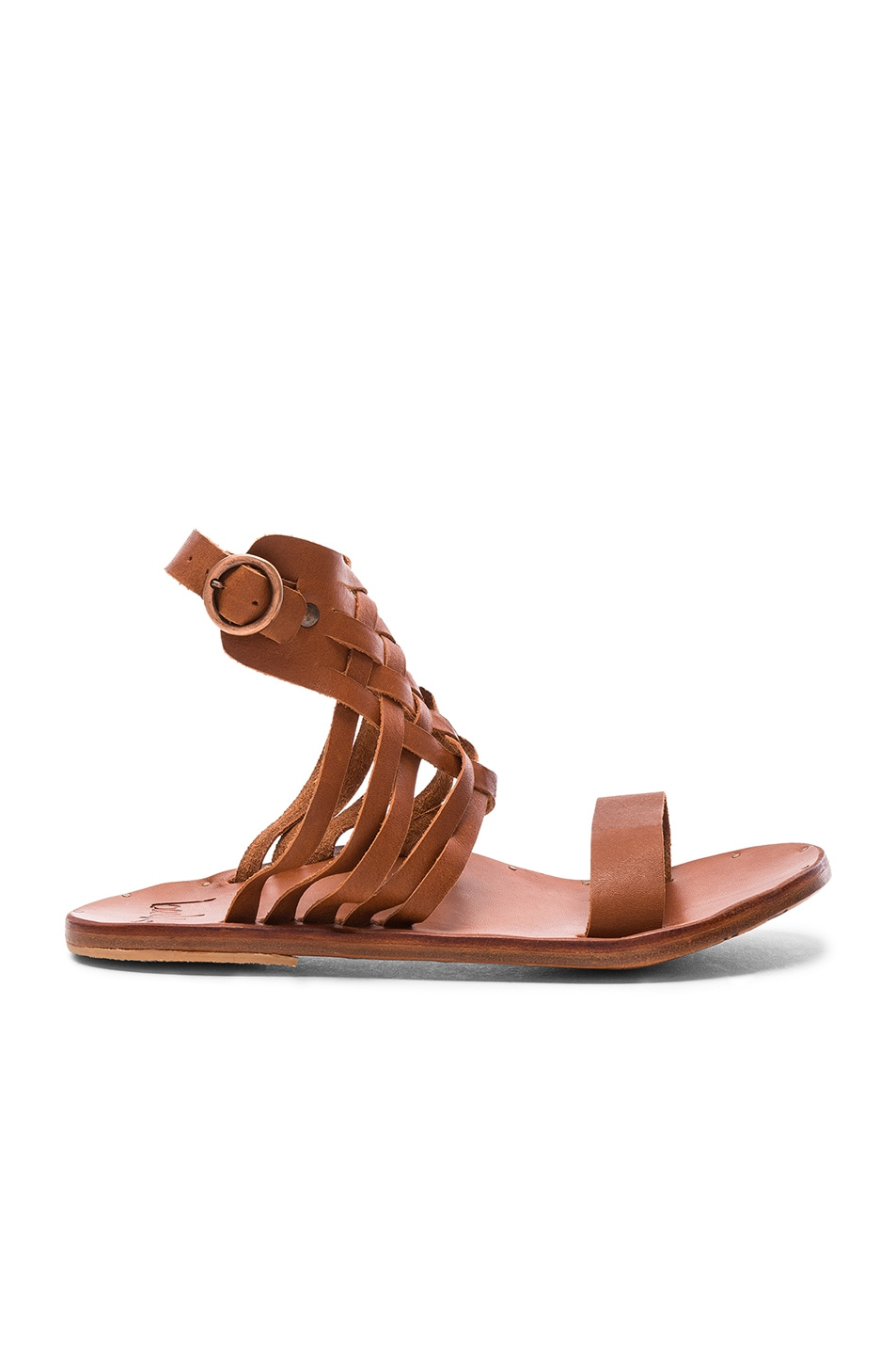 Image 1 of Beek The Raven Sandals in Tan