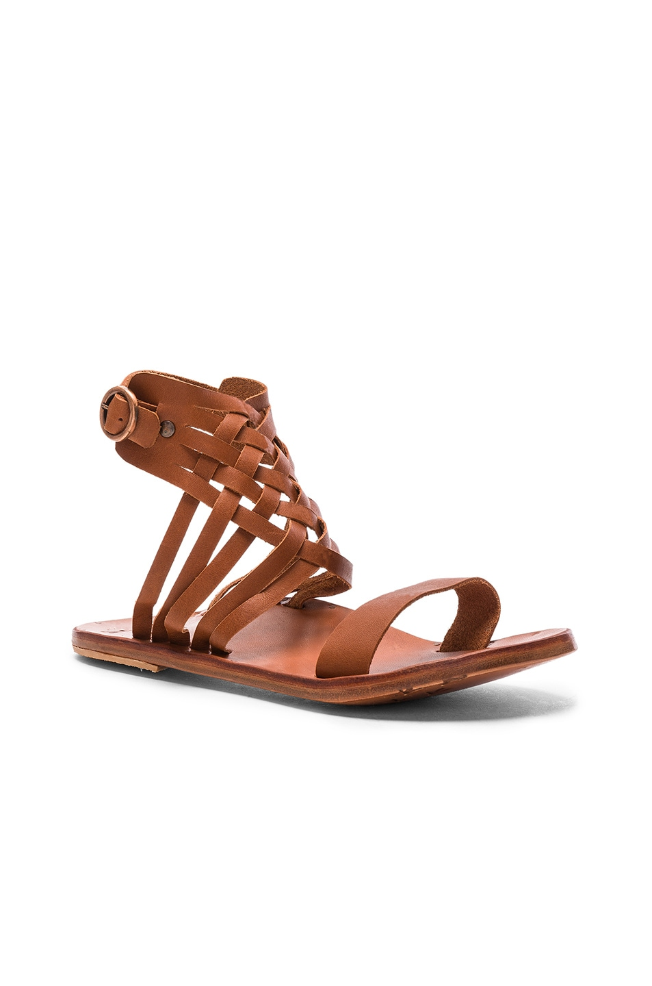 Image 2 of Beek The Raven Sandals in Tan