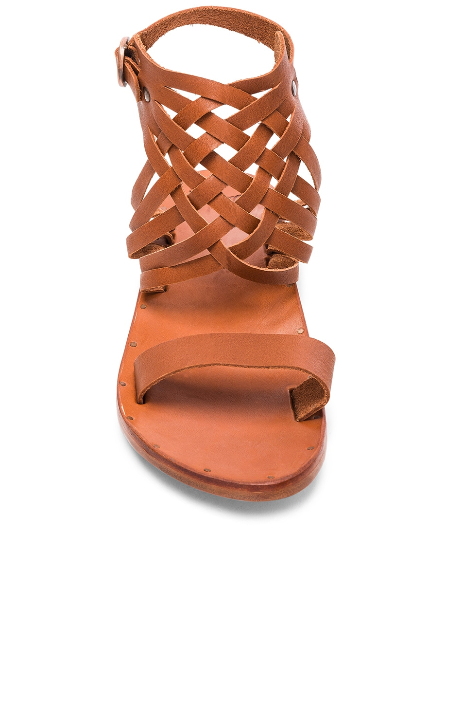 Image 4 of Beek The Raven Sandals in Tan