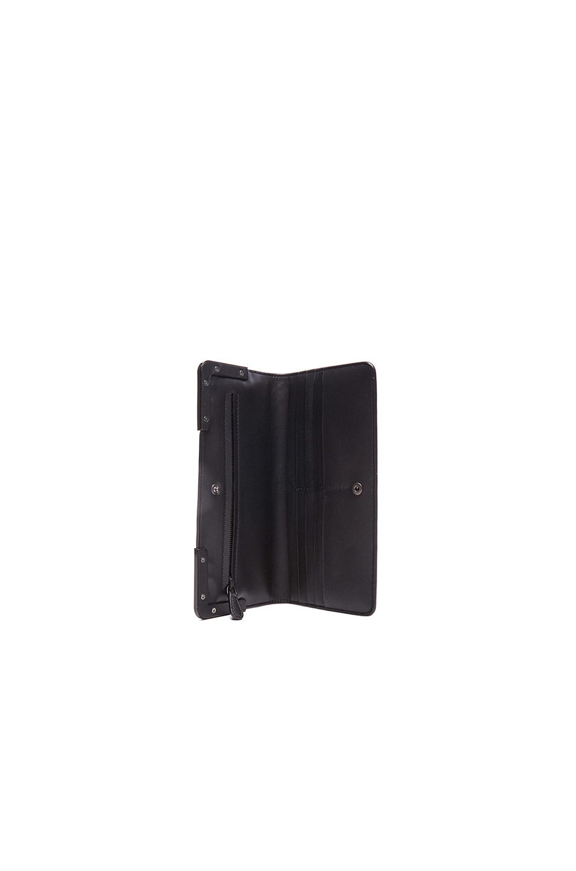 Image 4 of Bottega Veneta Flat Wallet in Black