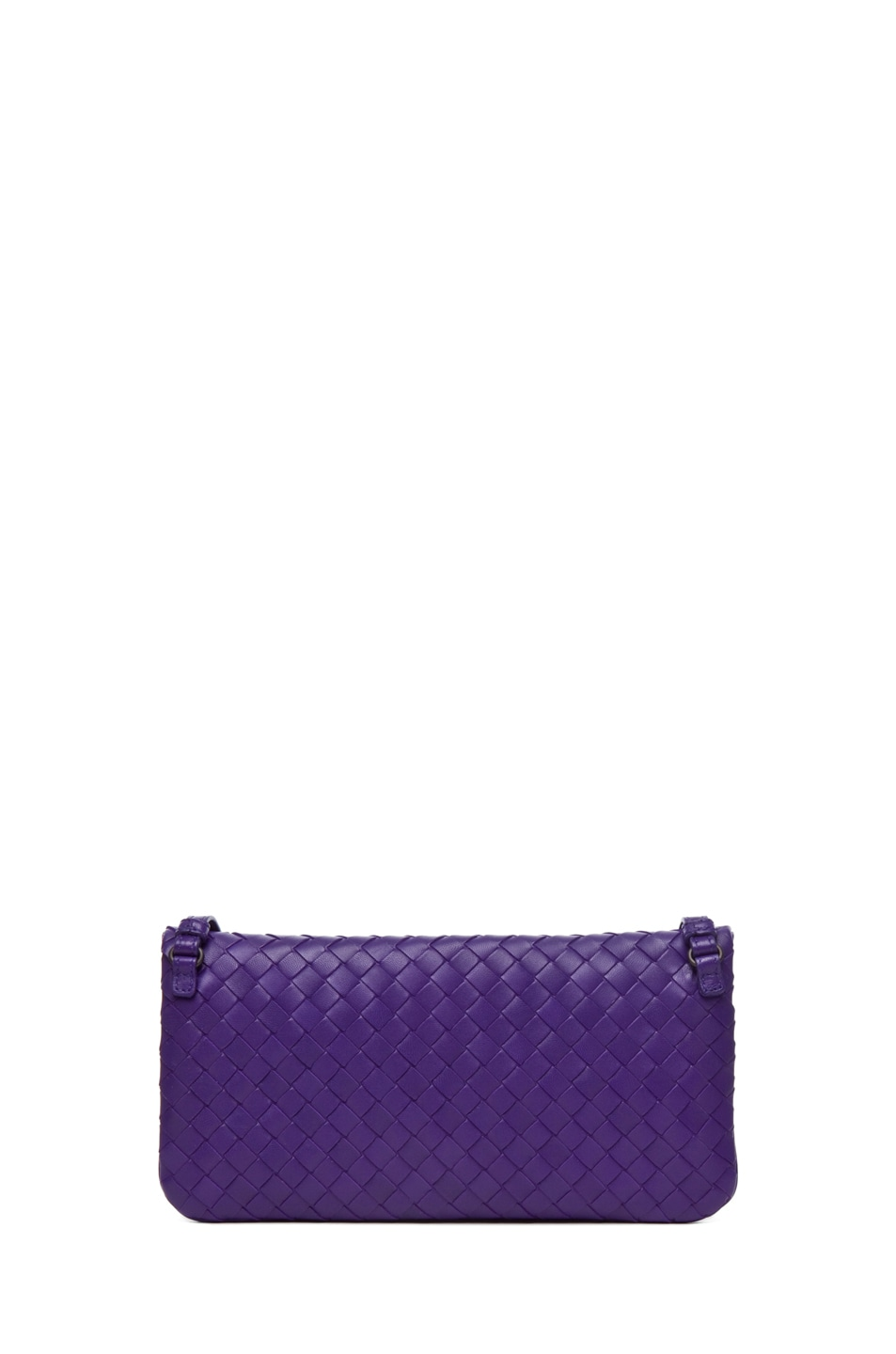 Image 2 of Bottega Veneta Crossbody Bag in Violet