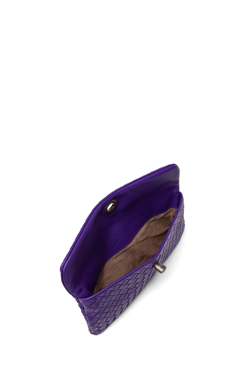 Image 4 of Bottega Veneta Crossbody Bag in Violet