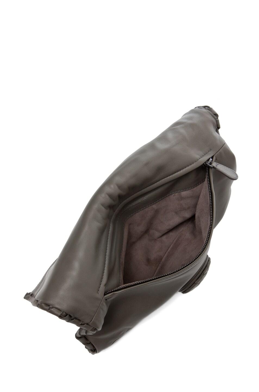 Image 6 of Bottega Veneta Small Clutch in Grey