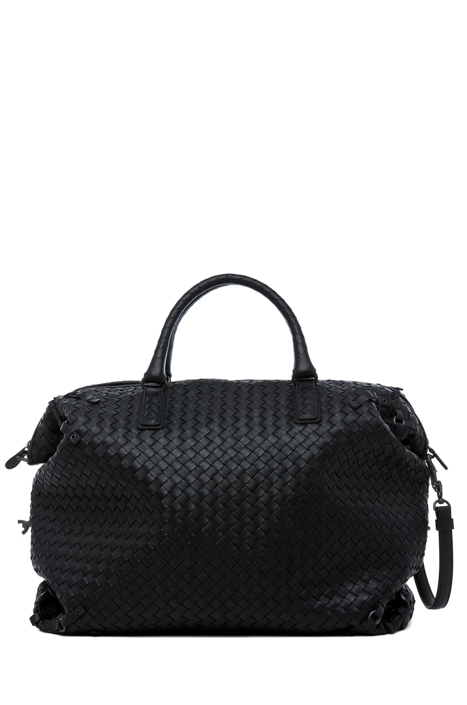 Image 2 of Bottega Veneta Maxi Tote in Nero