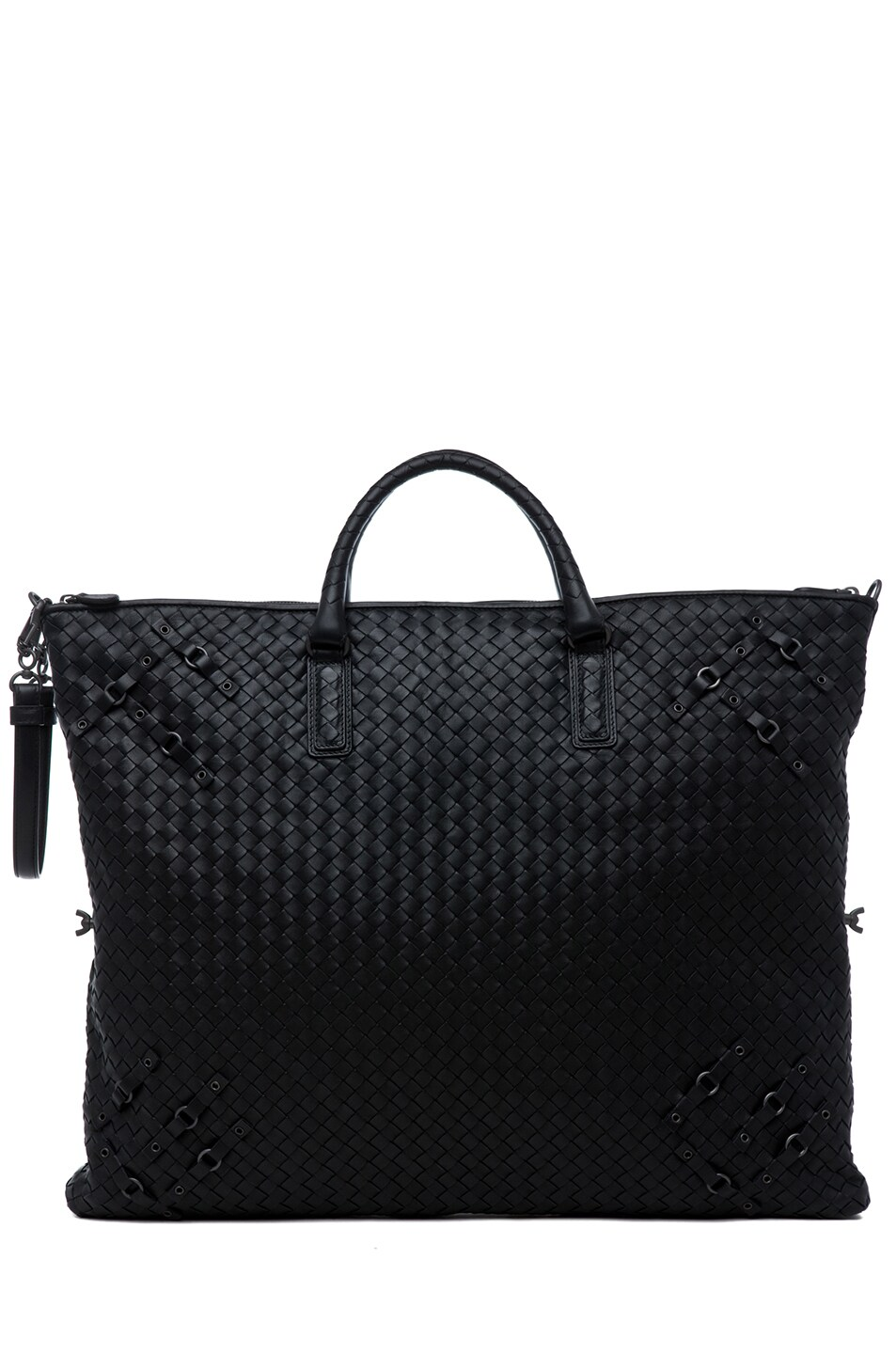 Image 5 of Bottega Veneta Maxi Tote in Nero