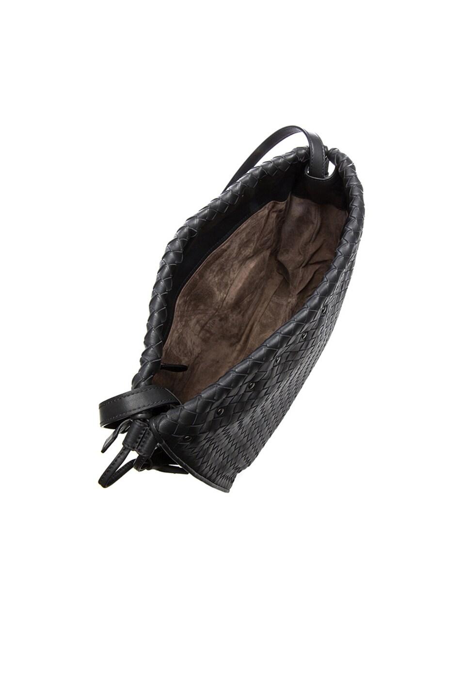 Image 4 of Bottega Veneta Large Shoulder Bag in Steel