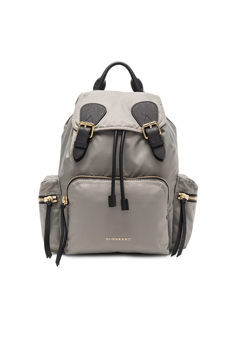 Image 1 of Burberry Medium Rucksack in Thistle Grey