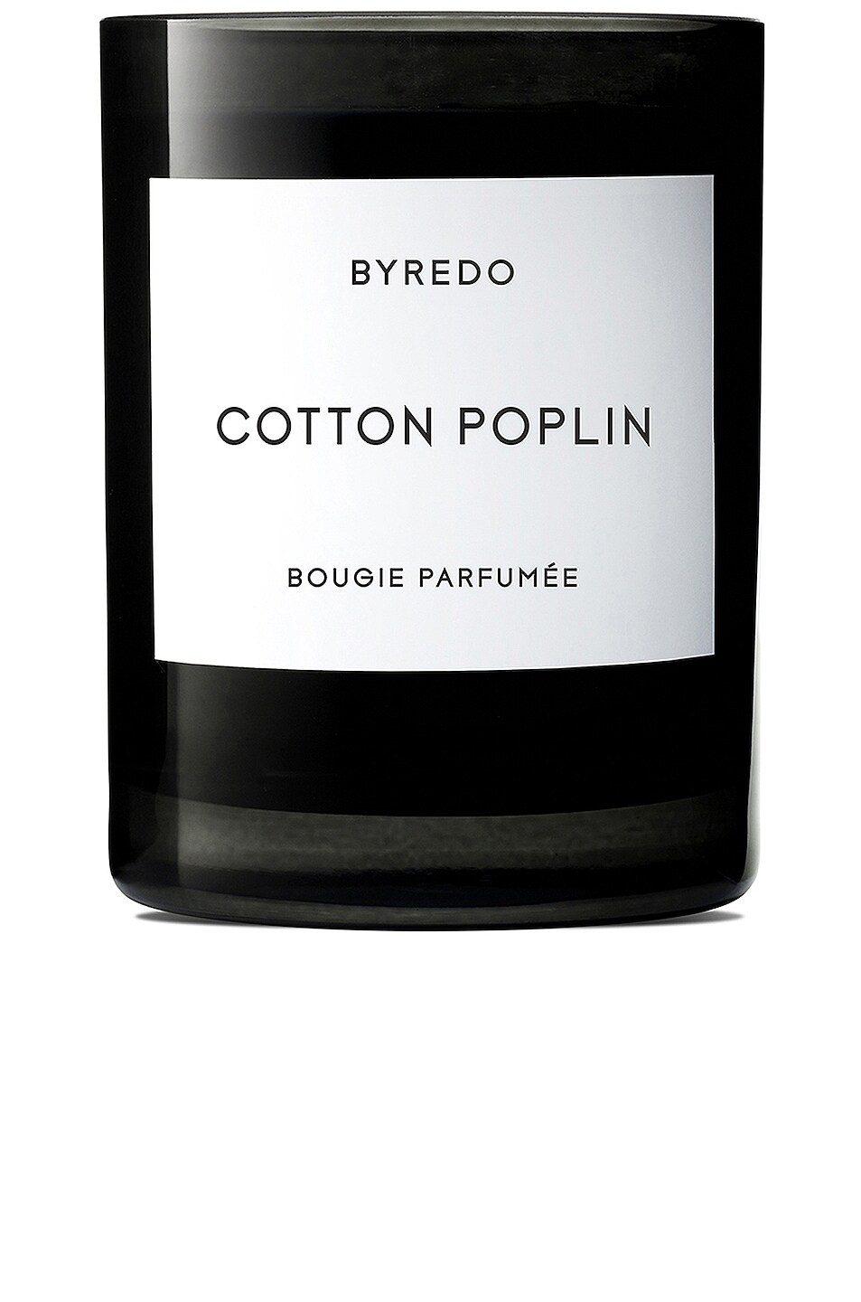 Image 1 of Byredo Cotton Poplin Scented Candle