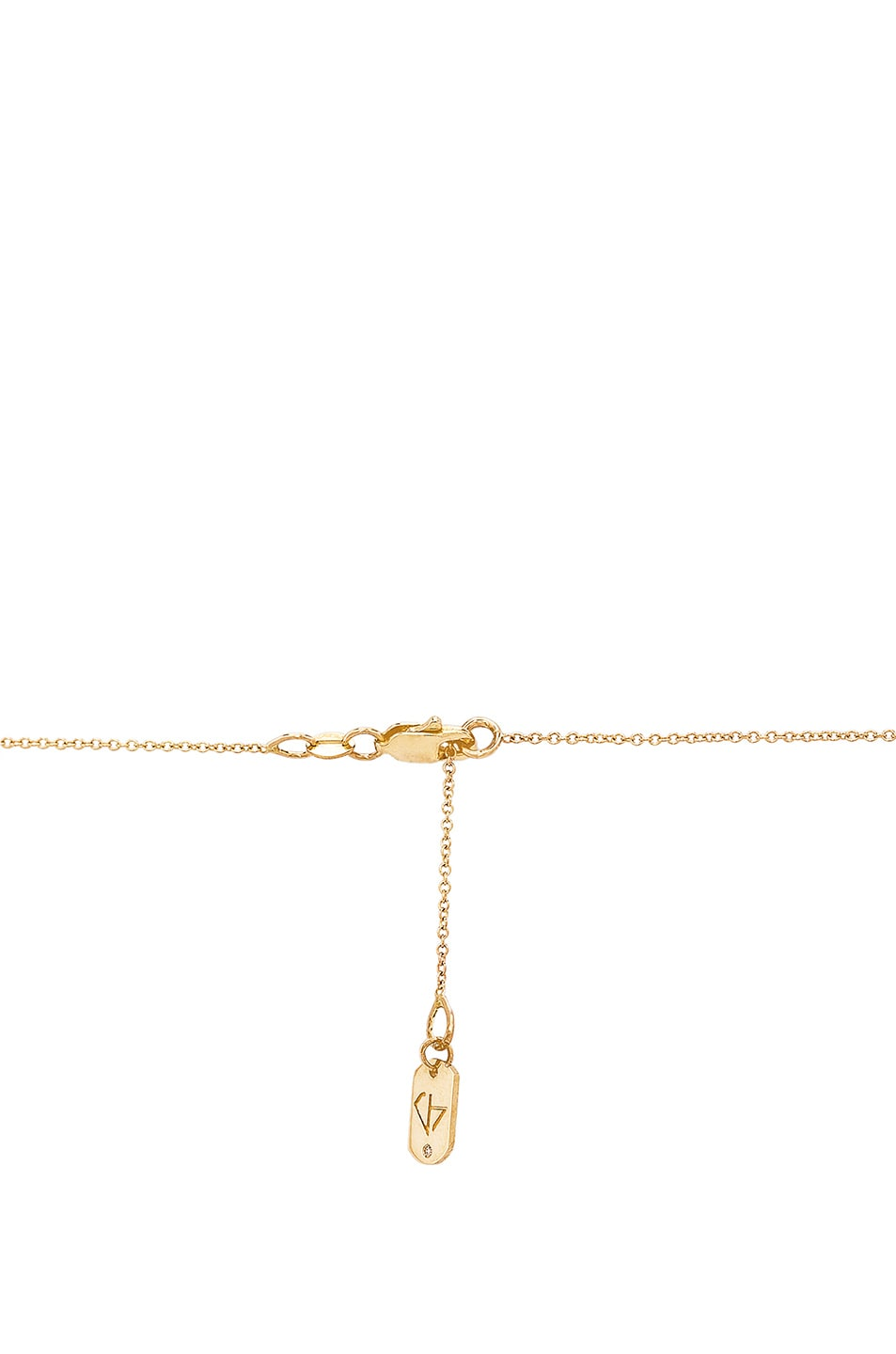 Image 3 of Carbon & Hyde Stella Lariat Necklace in Gold