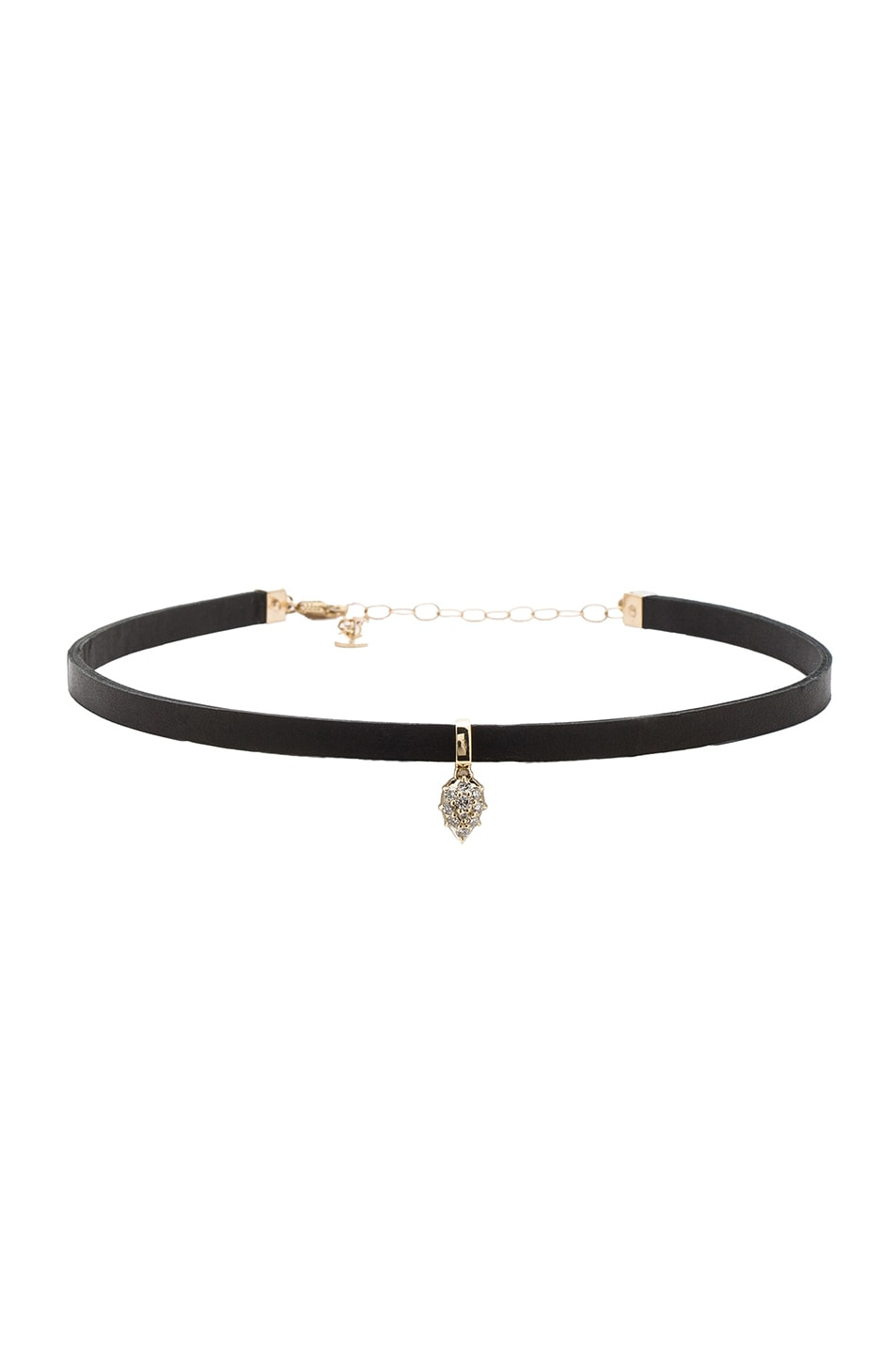 Image 1 of Carbon & Hyde Pasha Hyde Choker in Black
