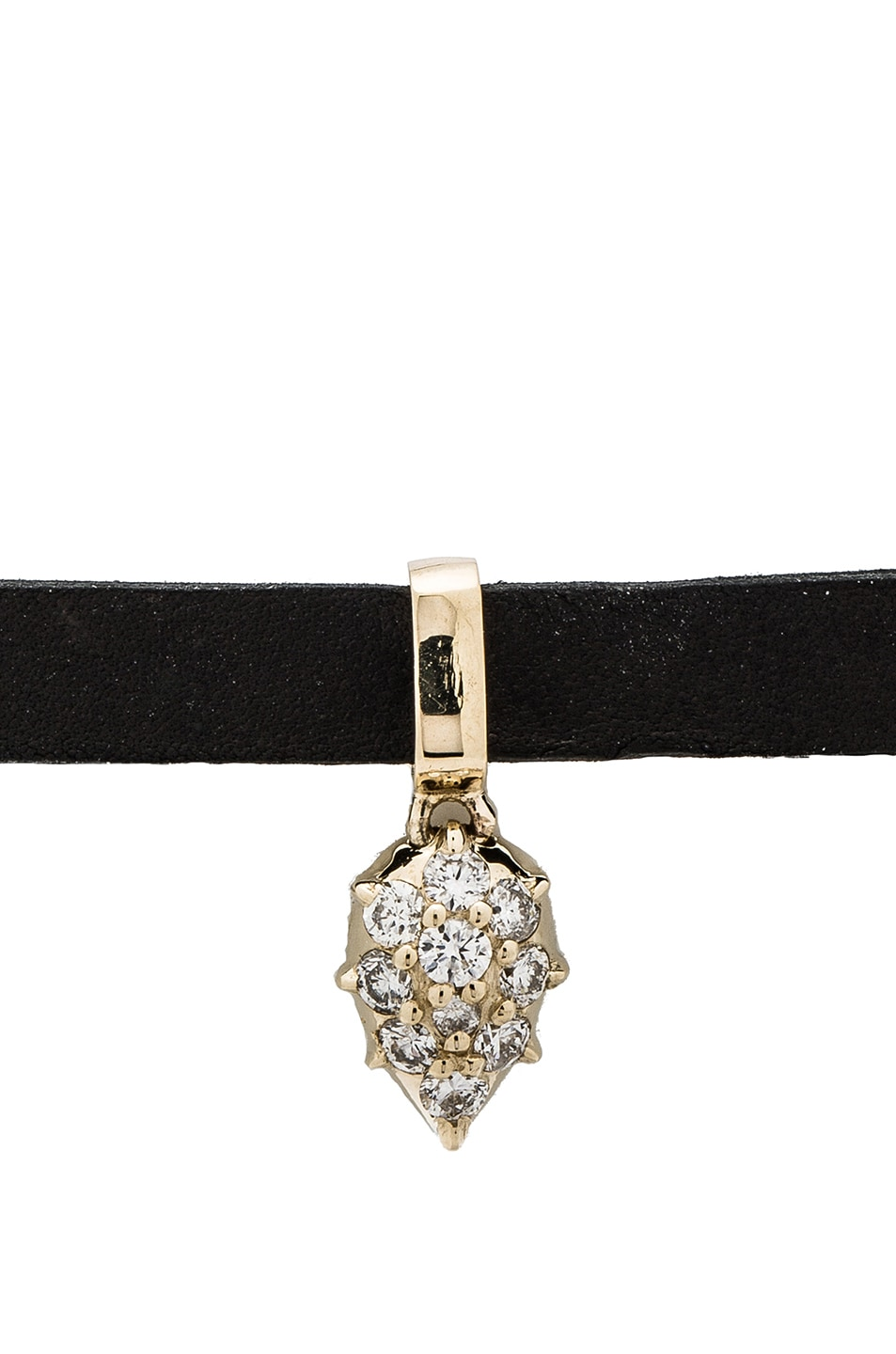 Image 2 of Carbon & Hyde Pasha Hyde Choker in Black