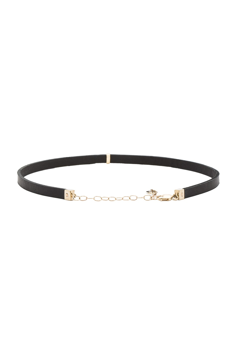 Image 3 of Carbon & Hyde Pasha Hyde Choker in Black