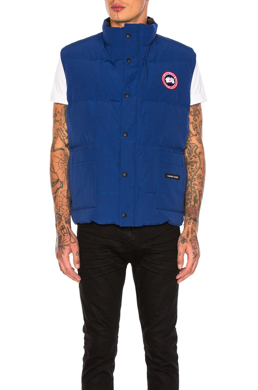 canada goose vest 100