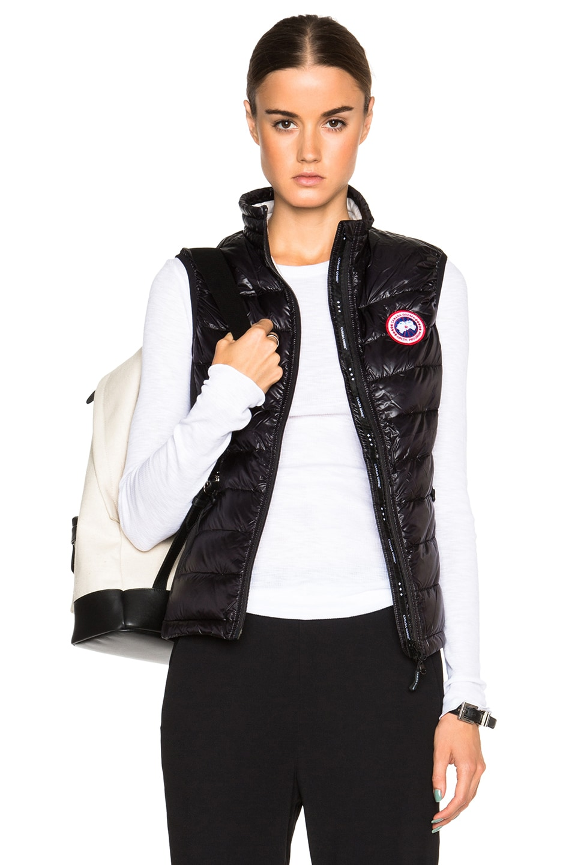 canada goose women vest