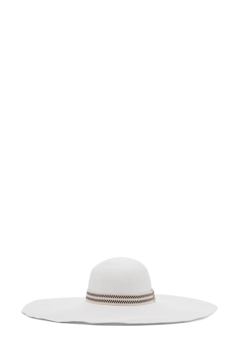 Image 2 of Chloe Sunhat in Ivory