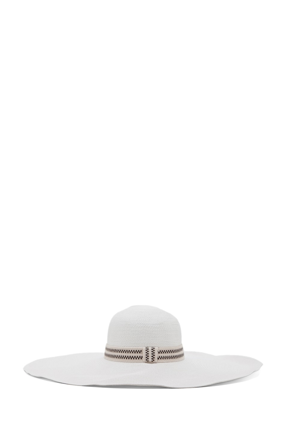 Image 3 of Chloe Sunhat in Ivory