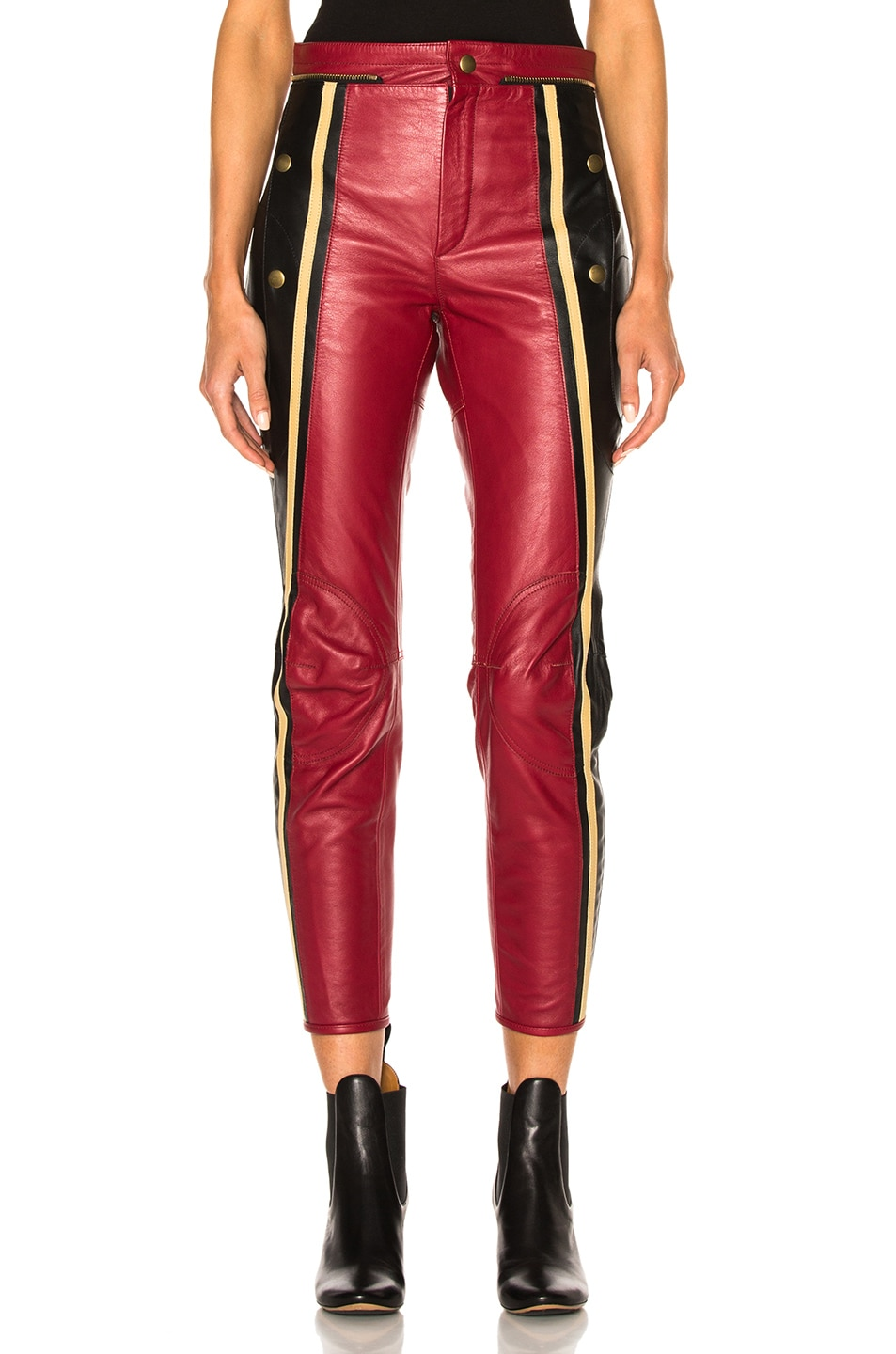 Nubuck Leather Pants - Sex Movies Pron-3736
