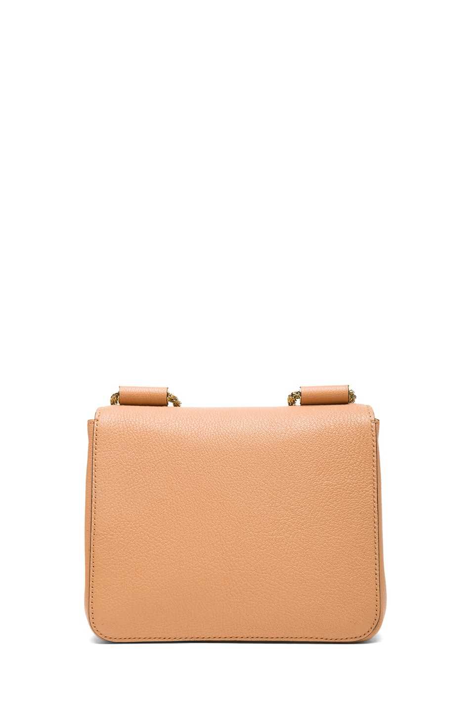 Image 2 of Chloe Small Elsie Shoulder Bag in Rose Milk