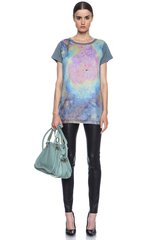 Chloe Medium Paraty Shoulder Bag in Fresh Mint | FWRD