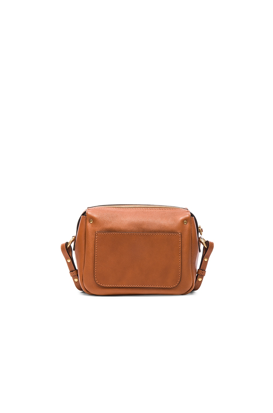 INDY SMALL BAG IN GRAINED CALFSKIN