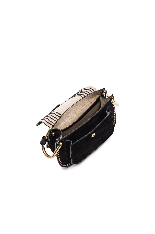 chloe inspired handbags - chloe hudson mini rivet fold trim leather shoulder bag, replica ...