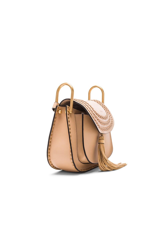 Chloe Small Hudson Bag in Pearl Beige | FWRD